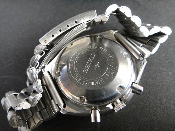SEIKO ラリーメーター 青ラリー Ref.7015-7010_2