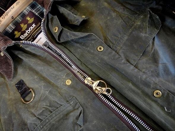 barbour spey jacketの詳細