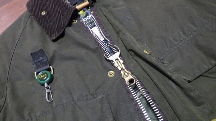 Barbour A130 spey fishing jacket