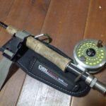 フライロッドホルダーを自作 |2丁拳銃でラン&ガン!