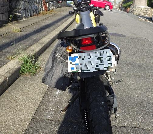 トリッカー サイドバッグ サドルバッグサポート