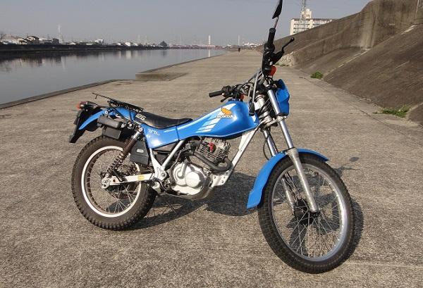 バイクで釣り~9
