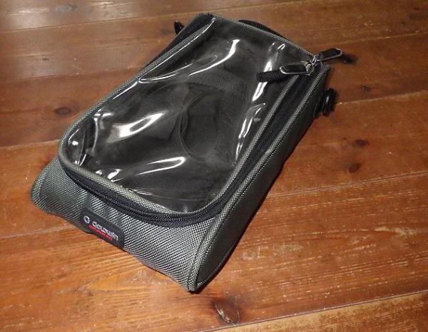 トリッカー用タンクバッグ