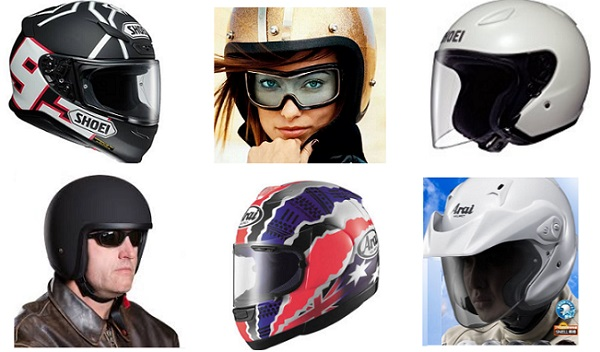 バイク ヘルメットのサイズ選び