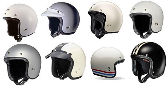 人気のジェットヘルメット一覧