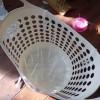 ラインバスケットを自作 サーフでのソルトフライに最適
