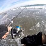 潮見坂海岸でヒラメを狙う 2016年12月釣行記
