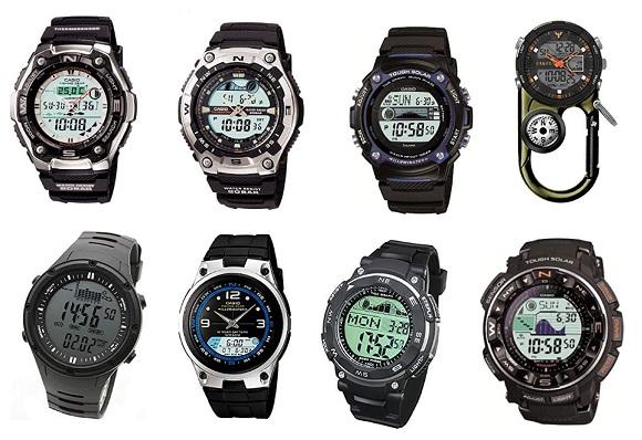 人気に釣り用腕時計の一覧
