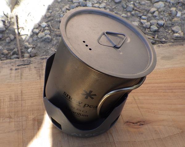 アルコス五徳とマグカップ