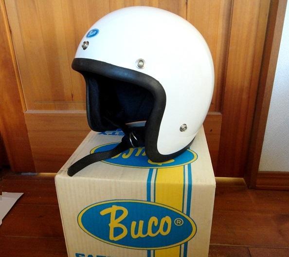 bucoのジェットヘルメット
