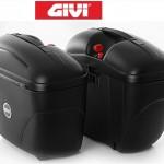 GIVI E21 サイドケースのサイズ感&容量【レビュー】