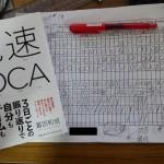 『鬼速PDCA』実践から2ヶ月経過~改善と反省【PDCA実践記】