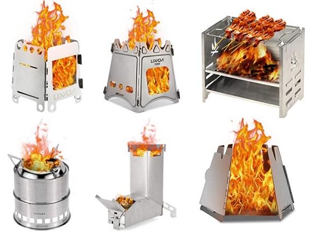lixadaの焚き火台