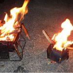 コンパクトな焚き火台ランキング※ソロキャンプ・ツーリング用