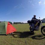 バイクでのキャンプ ツーリングの装備・積載、おすすめ道具紹介