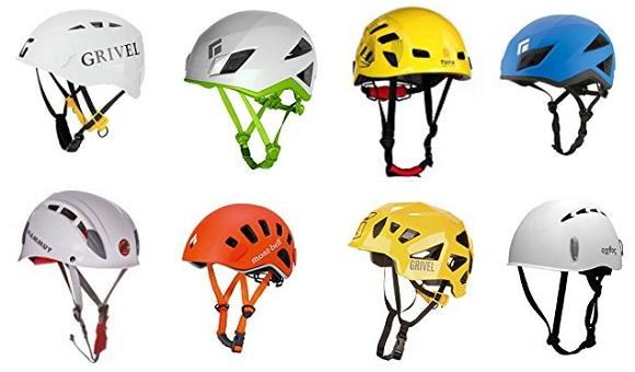 人気の登山用ヘルメット一覧