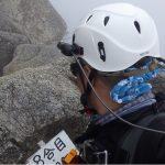 モンベルの子供用登山ヘルメット~頭の小さい人におすすめ!