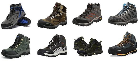 人気の登山靴一覧