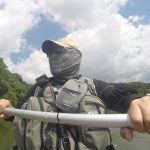 勘八峡 越戸ダムでカヤックフィッシング~フラデバ釣行