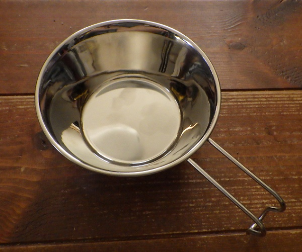 セリアの100円シェラカップ