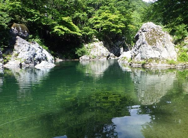庄川ポイント3