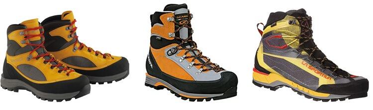 登山靴 アルパイン 3シーズン対応モデル