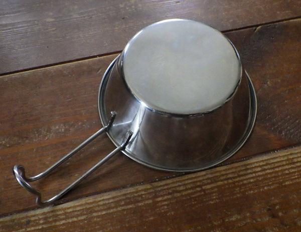 格安シェラカップのハンドル