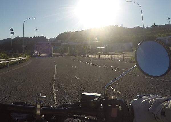 東海北陸自動車道 高鷲ic