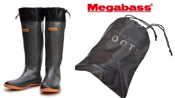 メガバスの釣り用長靴
