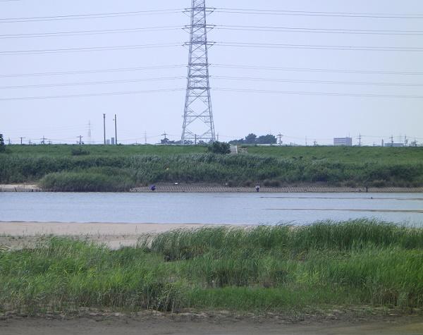 棚尾橋‐中畑橋の中間