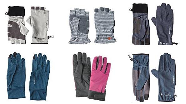 人気のuv手袋一覧