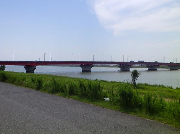 矢作川大橋周辺