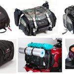 バイク用シートバッグ特集|おすすめシートバッグを厳選紹介