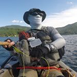 奥琵琶湖でカヤックフィッシング|フラデバ釣行2017年9月