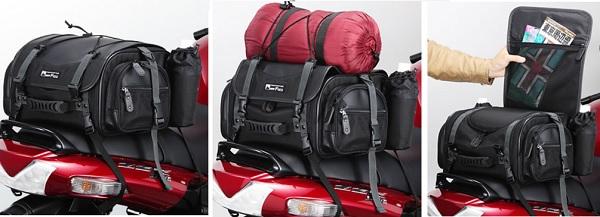ミニフィールドシートバッグの特徴