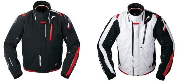 クシタニの冬用バイクジャケット