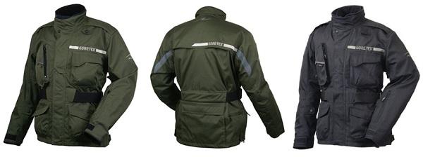 ラフアンドロードのバイクジャケット
