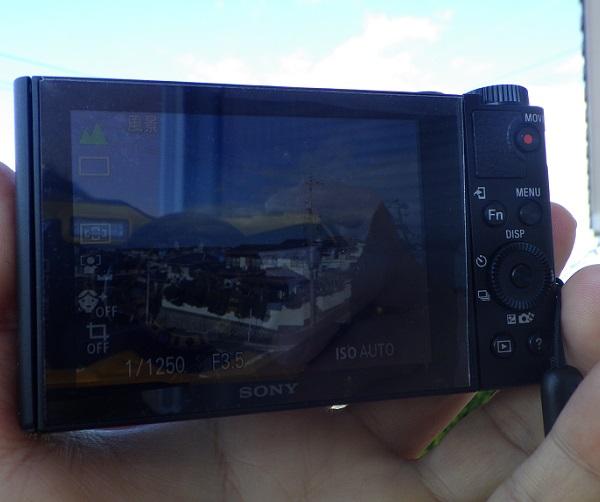 WX500 液晶パネル視認性2