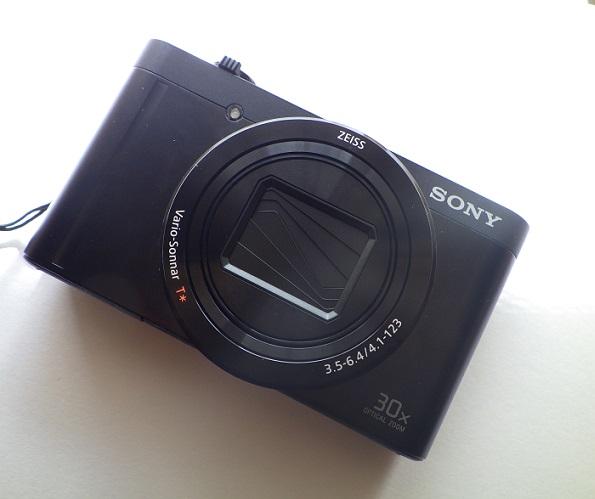 ソニー WX500 レビュー
