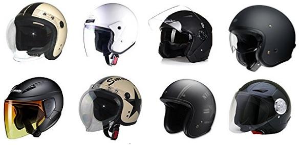 人気のジェットヘルメット