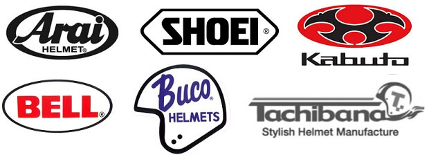 ジェットヘルメット メーカー ブランド