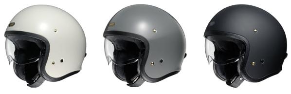 shoeiのジェットヘルメット J・O