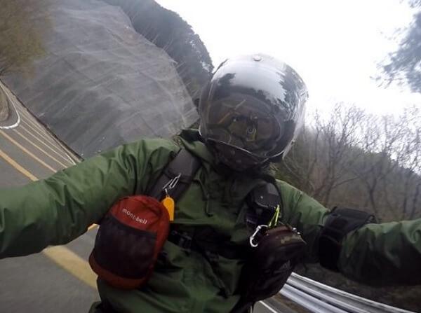 ジェットヘルメット シールド 冬
