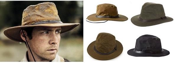 フィルソンの帽子 一覧