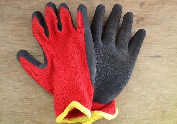 登山 園芸用手袋
