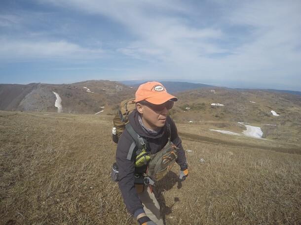藤原岳 稜線歩き