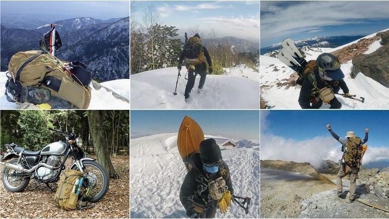 ミステリーランチ スクリーの魅力 キャンプ、登山、スノーハイクで大活躍