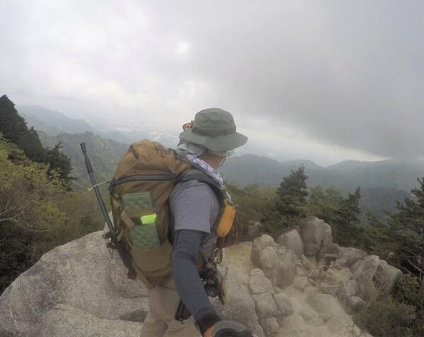 ミステリーランチ スクリー 登山