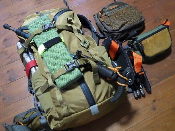 藤原岳 登山 装備 3月