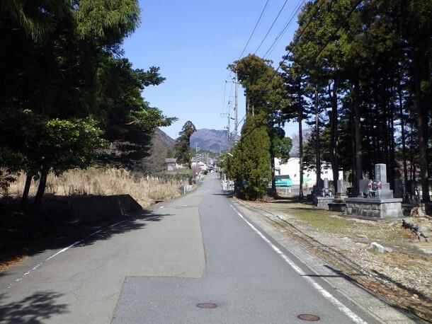 藤原岳 東海自然歩道